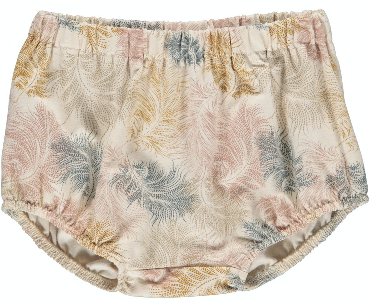 bloomer popia feather print
