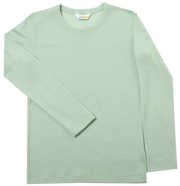 Bilde av genser ull aqua mint