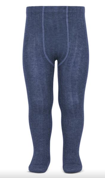 Bilde av Strømpebukse cóndor rib jeans