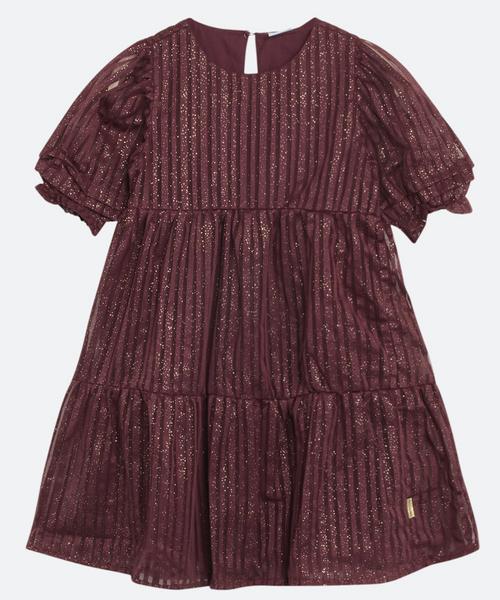 Bilde av kjole Dittemarie mahogany