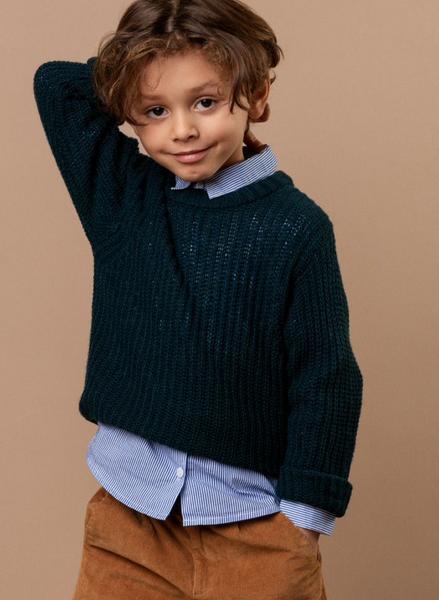Bilde av genser Tonga chunky knit oily