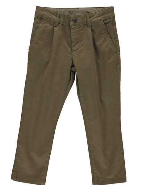 Bilde av bukse primo chino twill loden