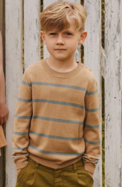 Bilde av genser tano tahin stripe