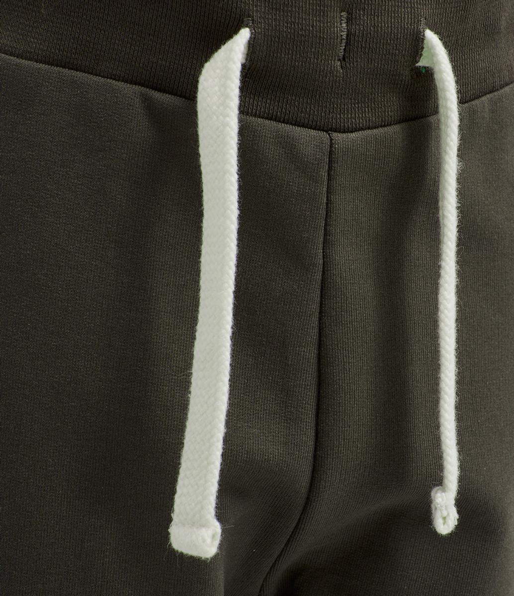 bukse clement black olive