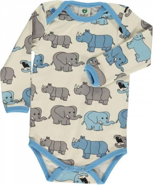 Bilde av body med elefant air blue