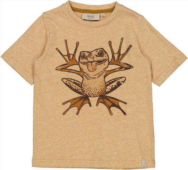 Bilde av T-skjorte frog warm melange