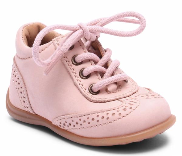 Bilde av sko bisgaard rosa med