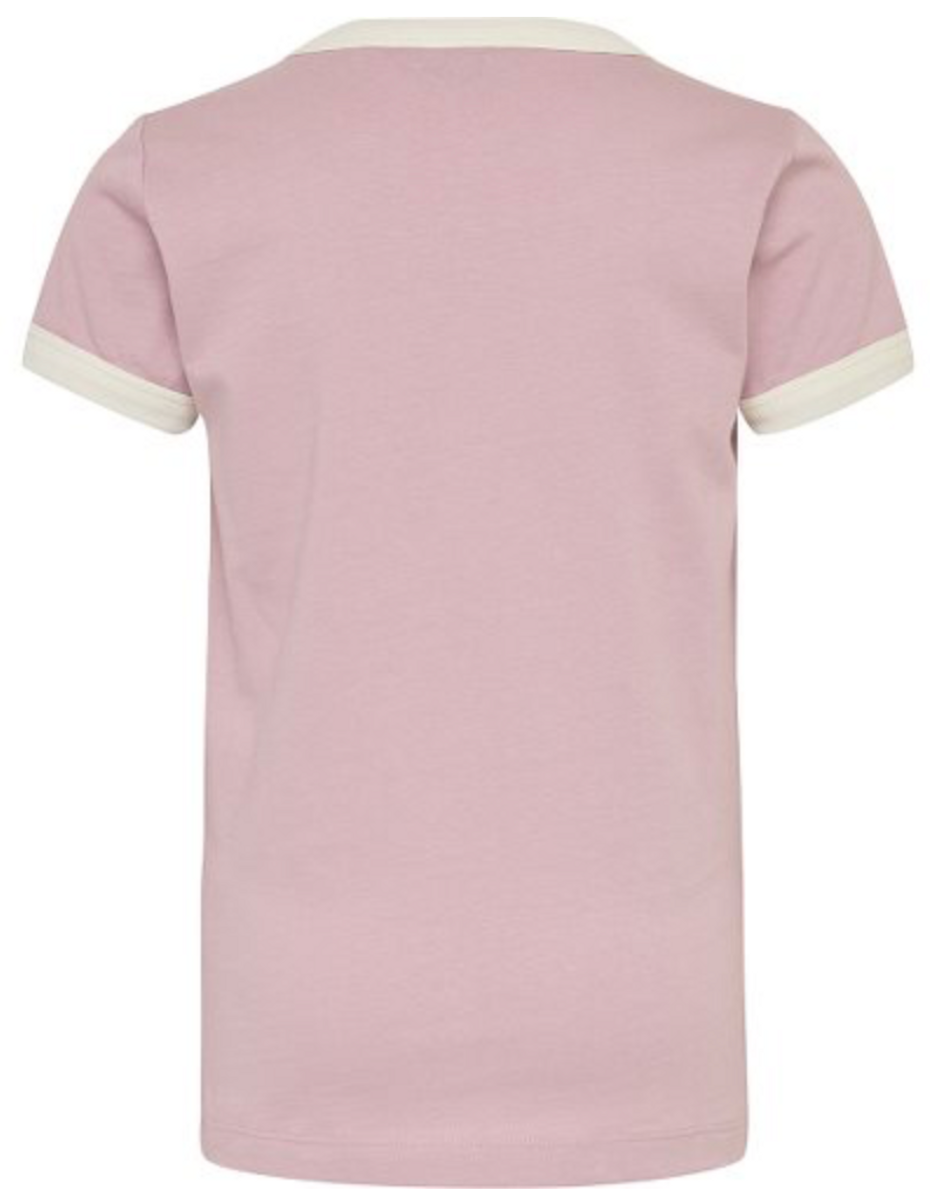 T-skjorte kamma mauve shadow