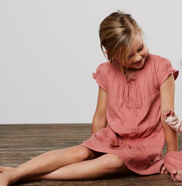 Bilde av kjole enfant canyon rose