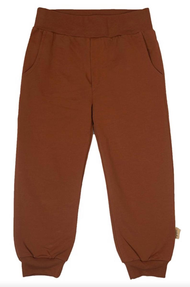 Bukse cosy copper brown