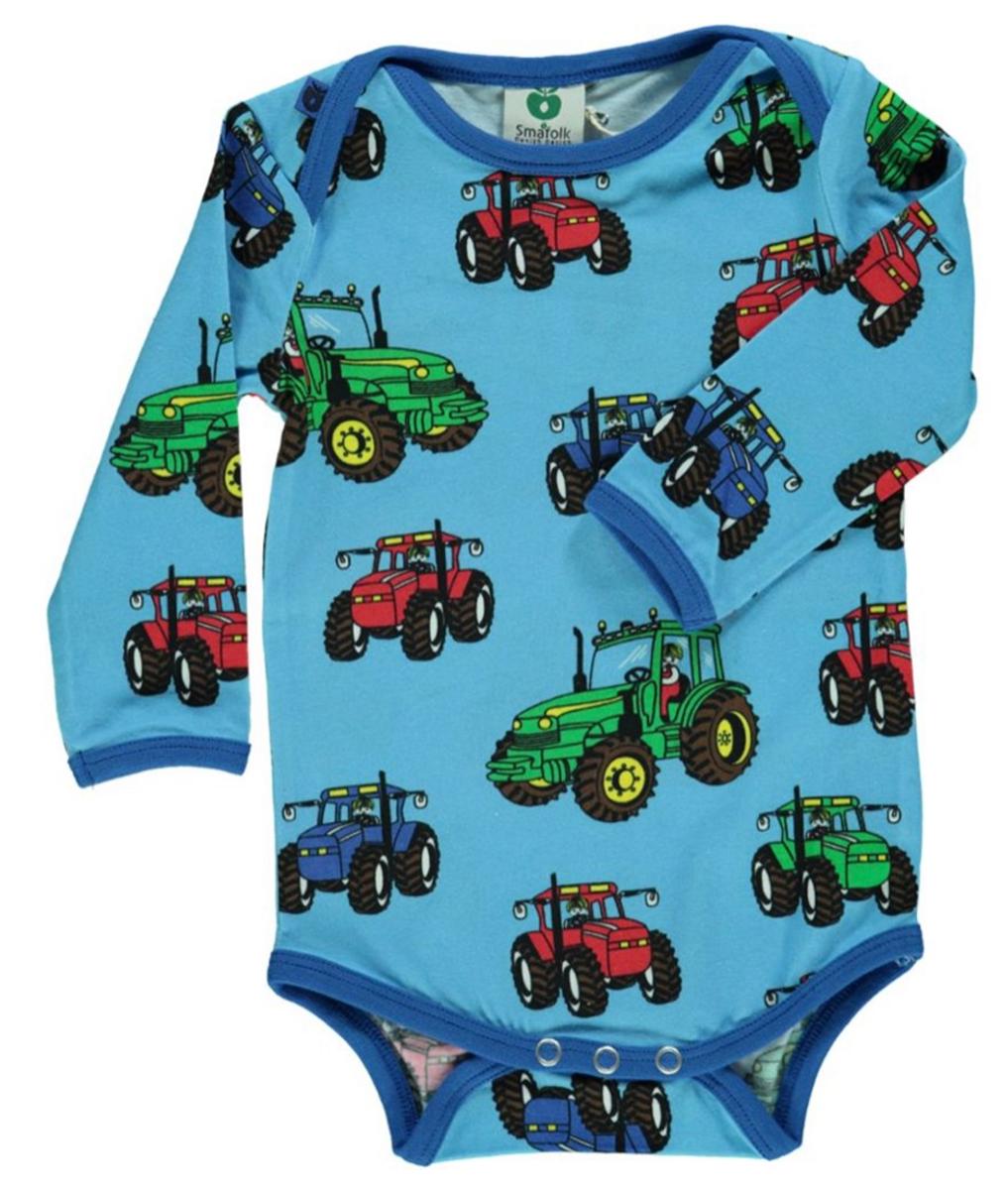 Body med traktor blue grotto