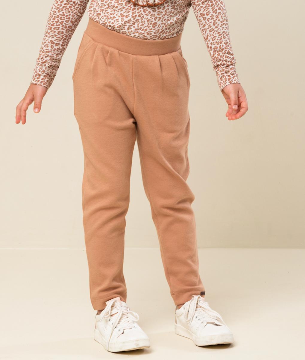 Bukse patina rose brown