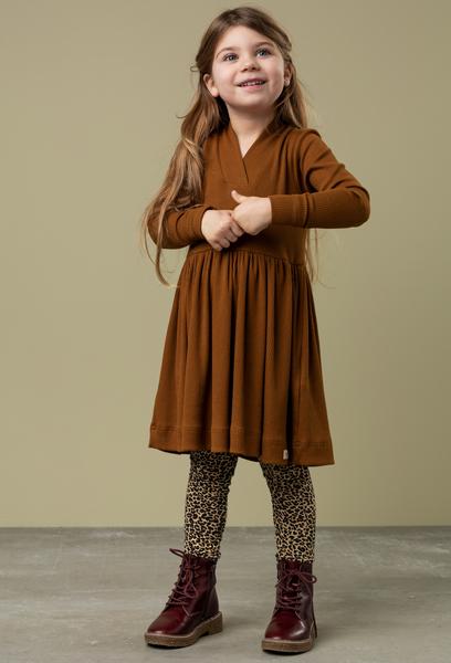 Bilde av kjole modal leather