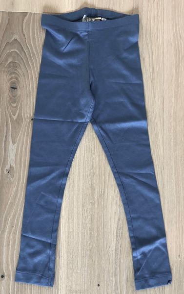 Bilde av leggings rib blue horizon