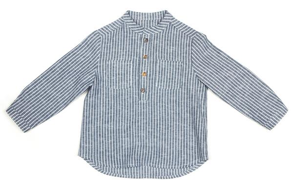 Bilde av skjorte emil jeans w/stribes