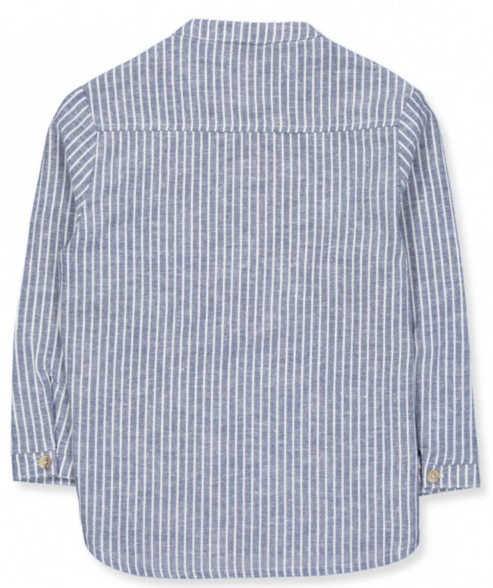 skjorte emil jeans w/stribes