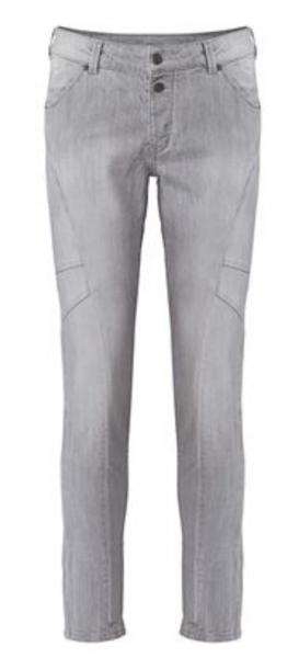 Bilde av bukse denim grey stretch
