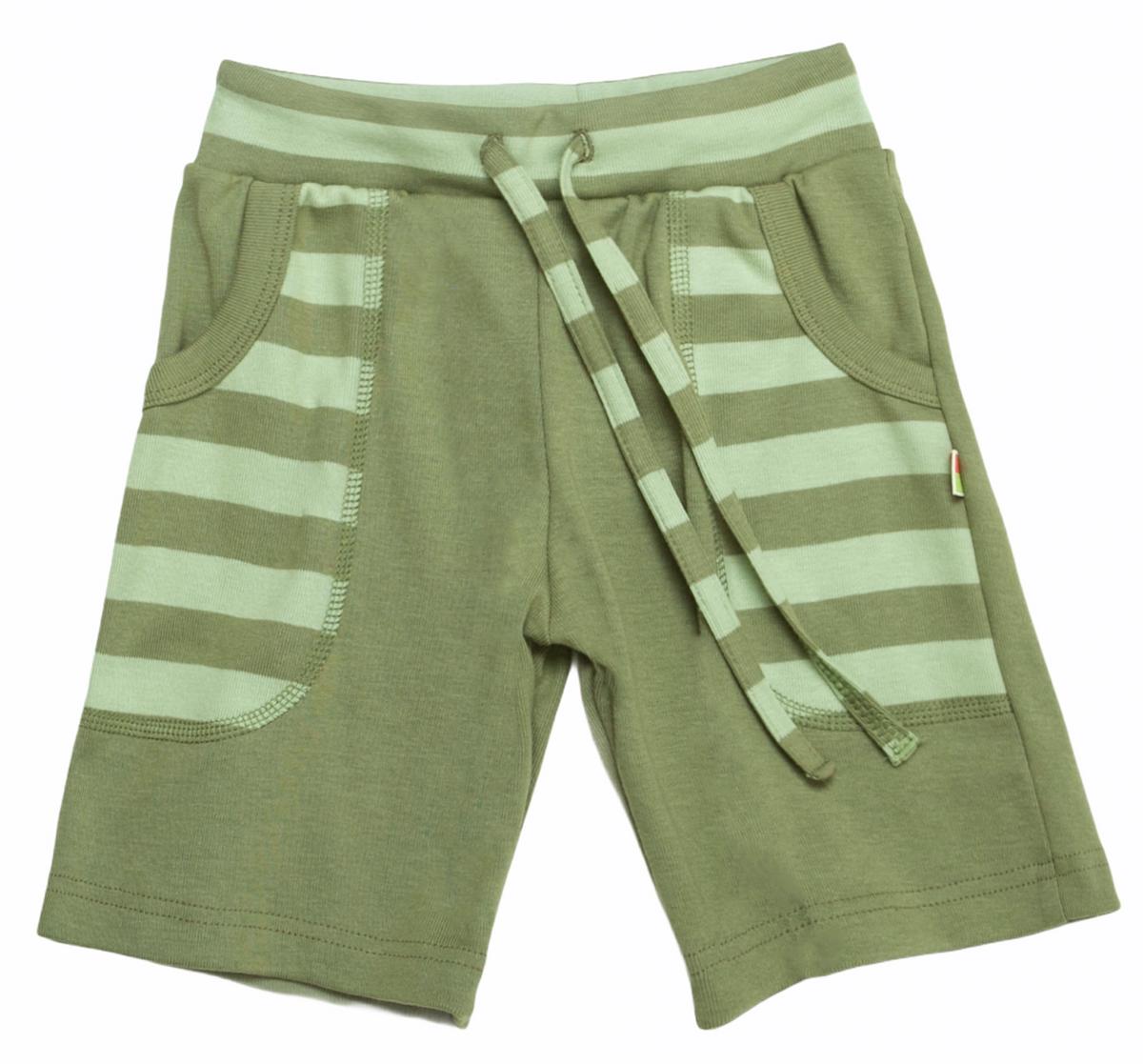 Shorts øko grønn