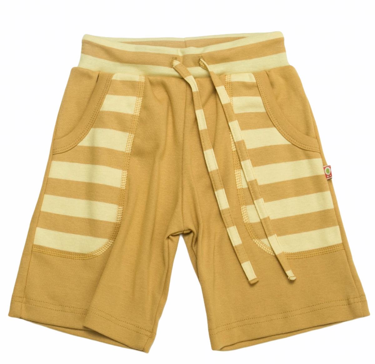 Shorts øko gul