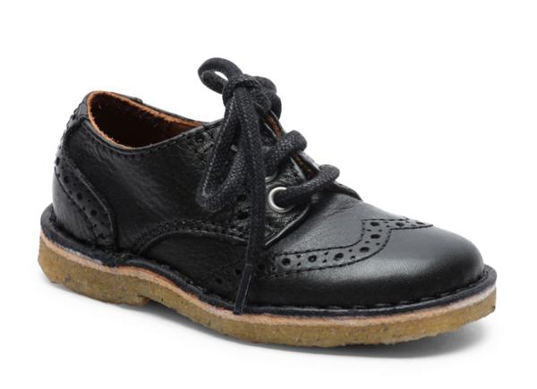 Bilde av sko bisgaard lace black