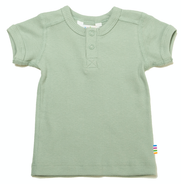 Bilde av T-skjorte rib mint