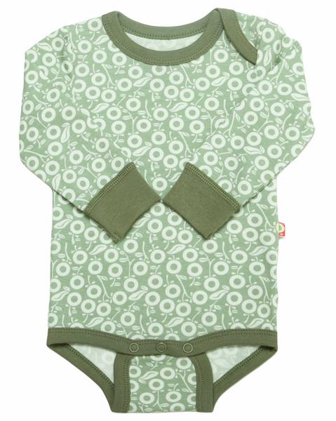 Bilde av Body miniepler øko grønn