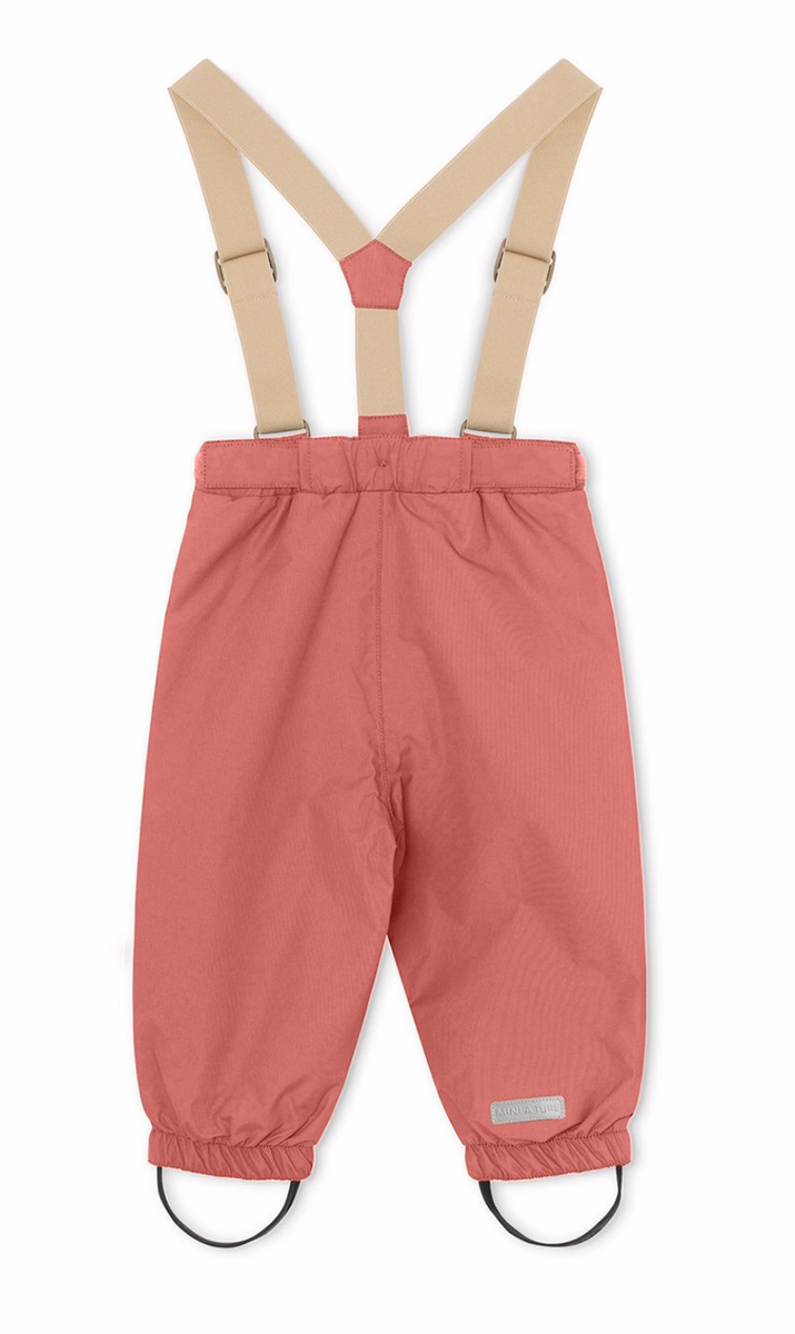 Wilans suspenders canyon rose