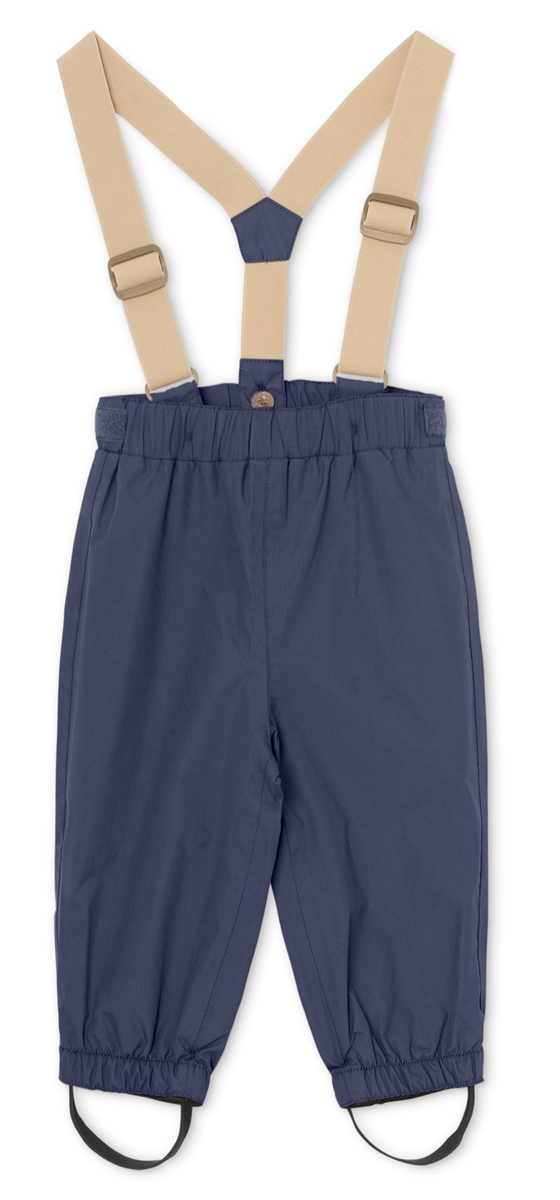 Wilans suspenders maritime blue