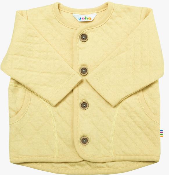 Bilde av cardigan quilt lys gul