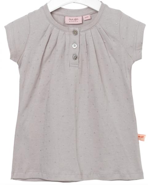 Bilde av kjole baby silver dot