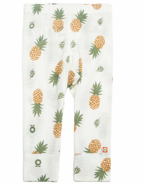 Bilde av Leggings ull ananas liten