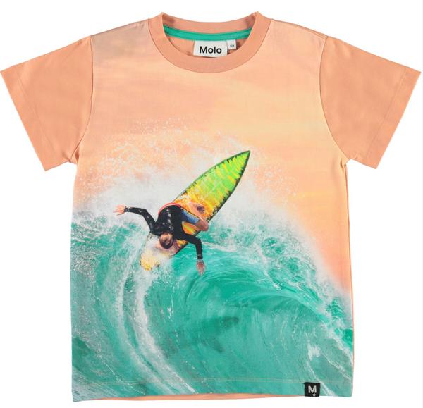 Bilde av t-skjorte raymont surf away