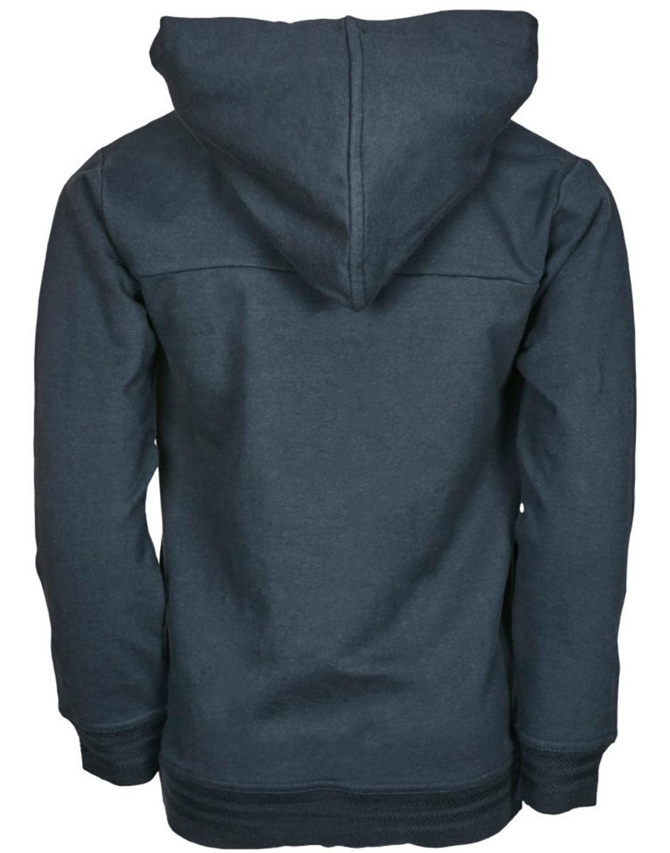 genser med hette enfant classic navy