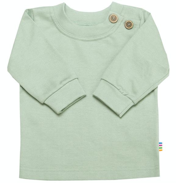 Bilde av genser med knapper mint
