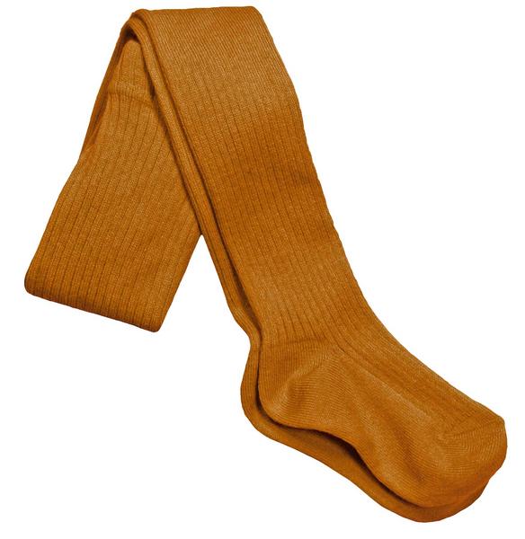 Bilde av Strømpebukse ull mustard