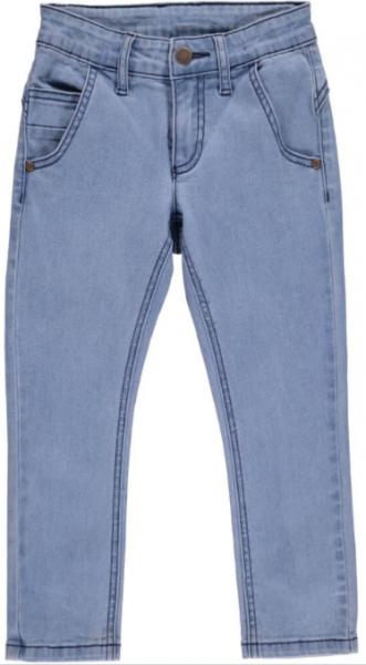 Bilde av bukse paul light denim blue
