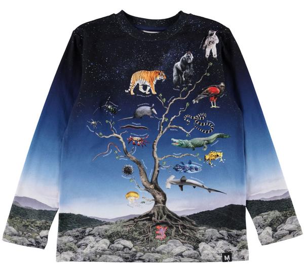 Bilde av genser reif animal tree