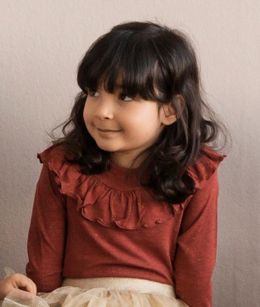 Bilde av genser tessie cranberry