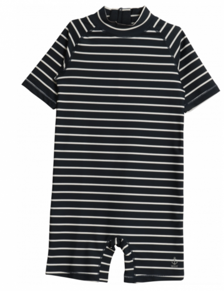 badedrakt cas navy striper