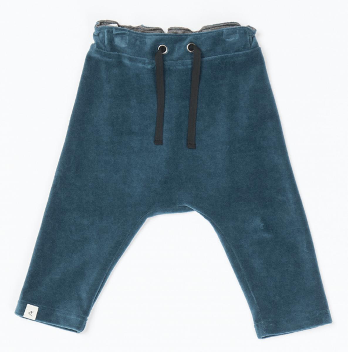 bukse lucca baby legion blue