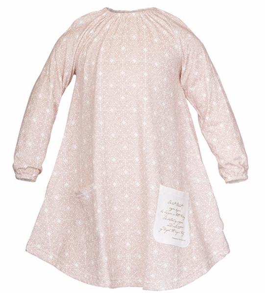 Bilde av sisi kjole vaffel rosa