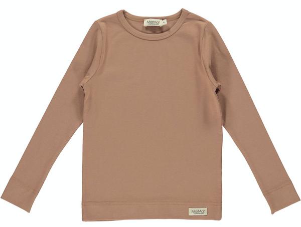 Bilde av genser plain solid rose blush