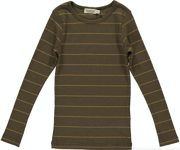 Bilde av genser tani golden olive