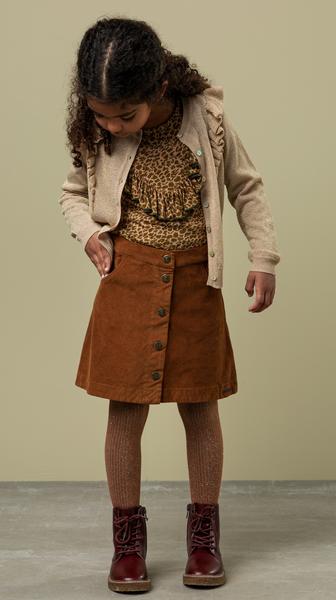 Bilde av skjørt sabbie leather