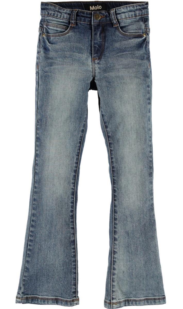 bukse aliza vintage blue