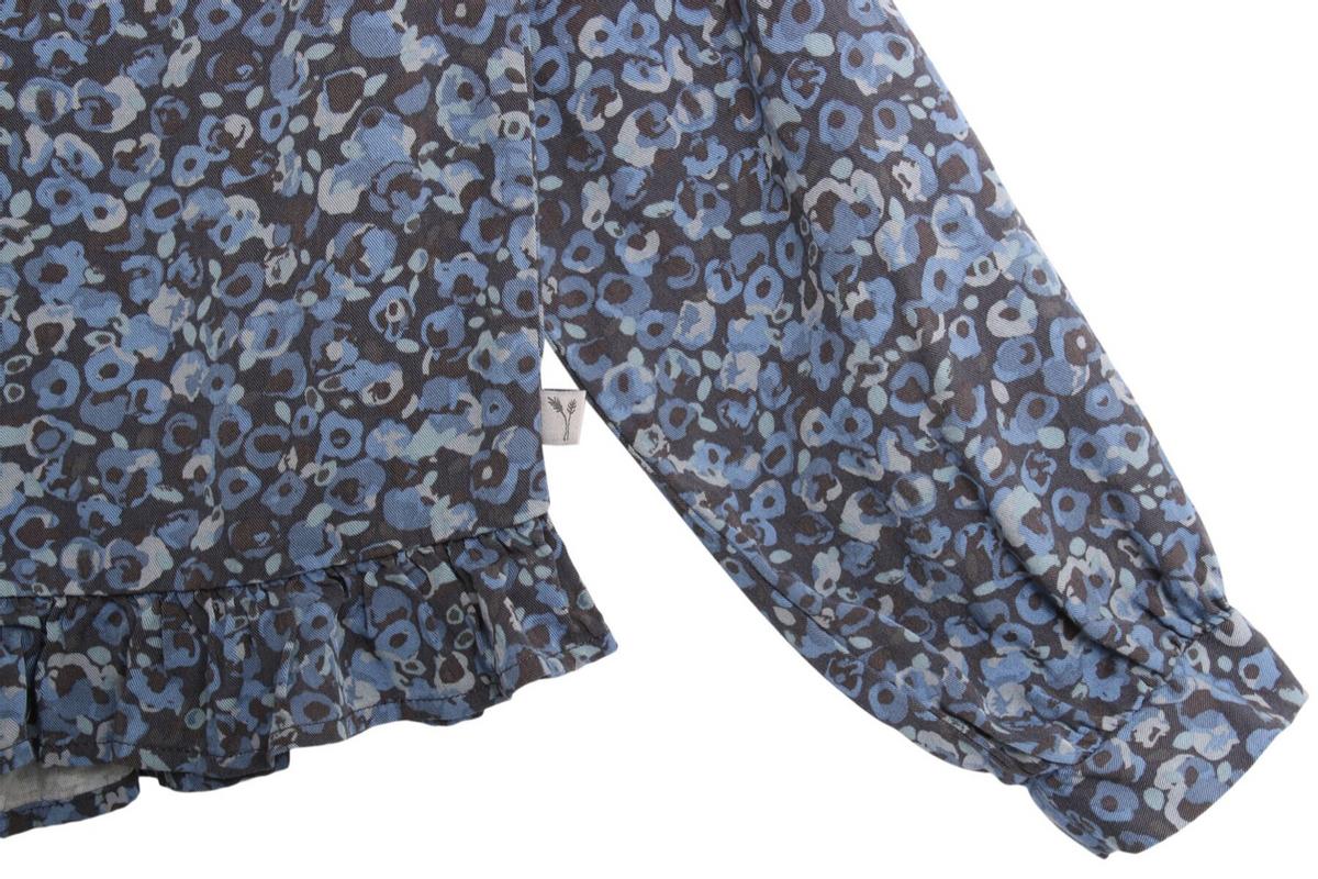 bluse grit greyblue