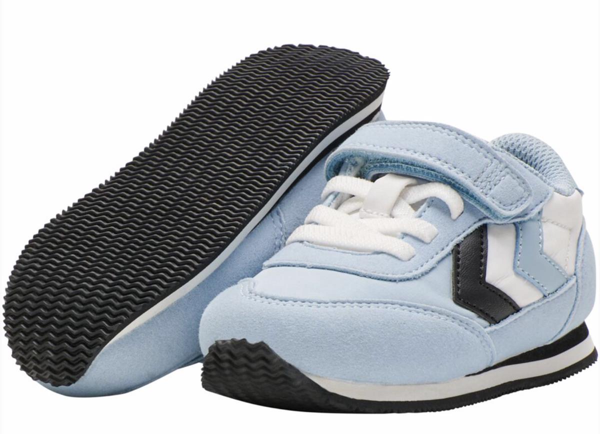 Sko hummel reflex infant blue fog