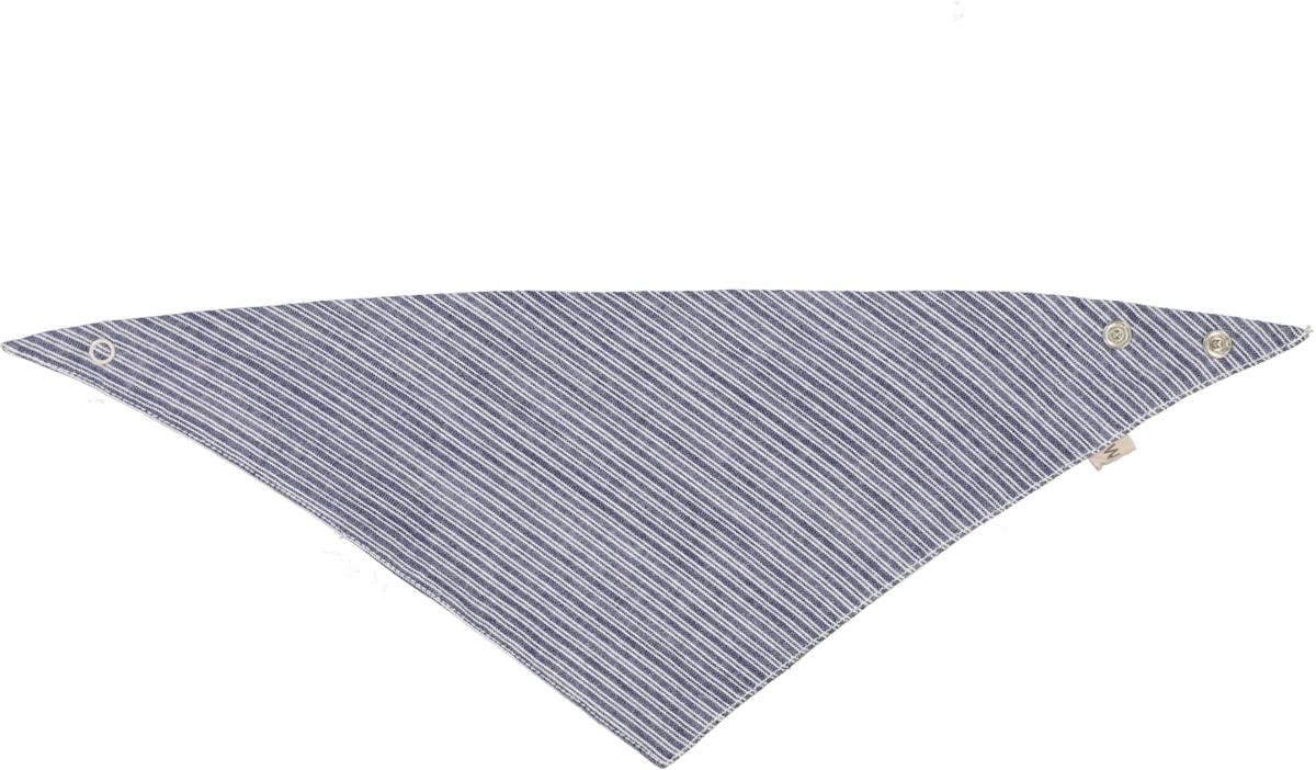 Bib eden cool blue stripe