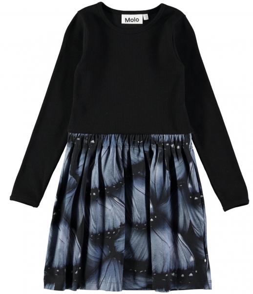 Bilde av kjole credence velvet wings