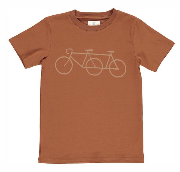 Bilde av T-skjorte norr cinnamon